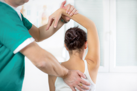 Elbow Stretching Chiropractic Professionals of Columbia www.MyChiroPros.com